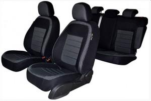 Set huse scaune Fiat Doblo 5 locuri 2010 - 2021
