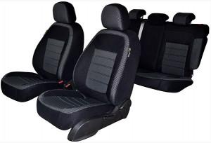 Set huse scaune Volkswagen T6 (2+1) Transporter 2015 - 2021