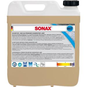 Solutie de degresat/curatat motor si piese Sonax 10 L