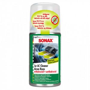 Solutie pentru curatare instalatie climatizare Green Lemon Sonax 100 ml