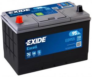 Baterie auto EXIDE EXCELL 95 Ah