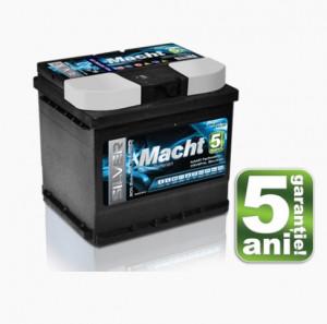 Baterie auto MACHT SILVER POWER 12V 55 Ah