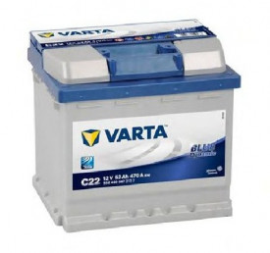 Baterie auto VARTA BLACK DYNAMIC 52 Ah