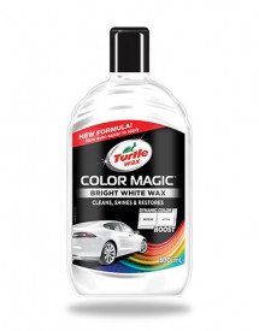 Ceara lichida Color Magic Bright White Turtle 500ml