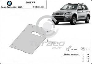 Scut metalic cutie de viteza BMW X5 E70 / F15