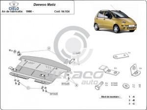 Scut motor metalic Daewoo Matiz