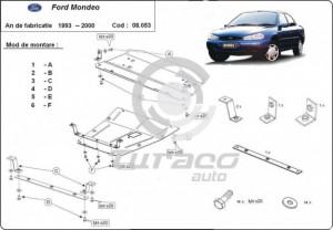 Scut motor metalic Ford Mondeo I / II