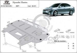 Scut motor metalic Hyundai Elantra