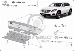 Scut motor metalic Mercedes GLC X253