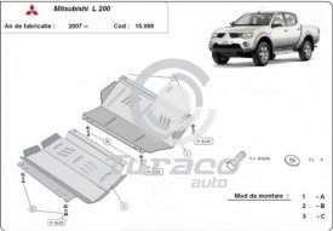 Scut motor metalic Mitsubishi L
