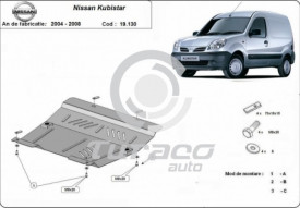 Scut motor metalic Nissan Kubistar