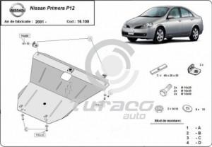 Scut motor metalic Nissan Primera P12