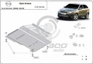 Scut motor metalic Opel Antara