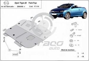 Scut motor metalic Opel Tigra