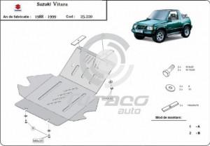 Scut motor metalic Suzuki Vitara