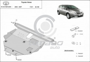 Scut motor metalic Toyota Corolla Verso