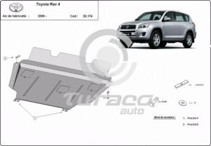 Scut motor metalic Toyota RAV 4 diesel