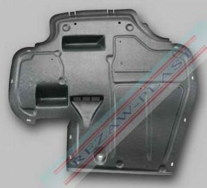Scut plastic motor central Seat Ibiza III