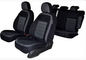 Set huse scaune Renault Trafic (2+1) 2004 - 2014