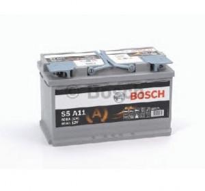 Baterie auto BOSCH AMG S5 80 Ah