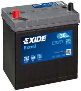 Baterie auto EXIDE EXCELL 35 Ah