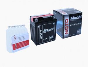 Baterie auto MACHT AGM 6 Ah 12 V