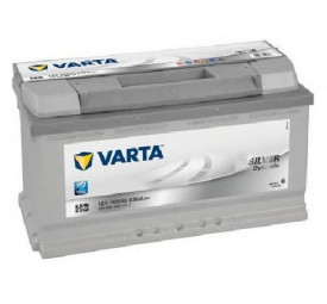 Baterie auto VARTA SILVER DYNAMIC 100 Ah