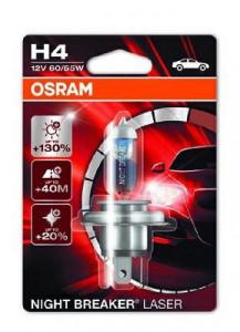 Bec H4 12V P43t OSRAM