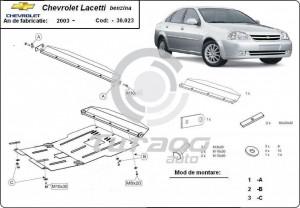 Scut motor metalic Chevrolet Lacetti