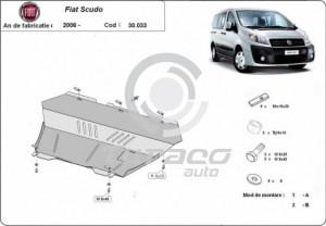 Scut motor metalic Fiat Scudo