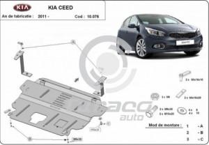 Scut motor metalic Kia Ceed