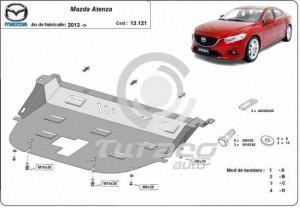 Scut motor metalic Mazda Atenza