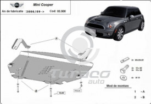 Scut motor metalic Mini Cooper