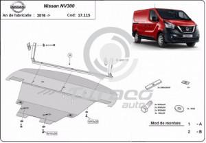 Scut motor metalic Nissan NV300