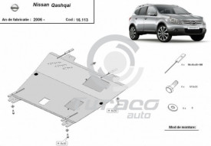 Scut motor metalic Nissan Qashqai