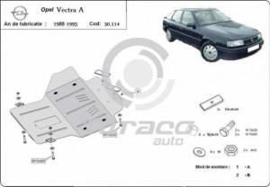 Scut motor metalic Opel Vectra A