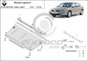 Scut motor metalic Renault Laguna