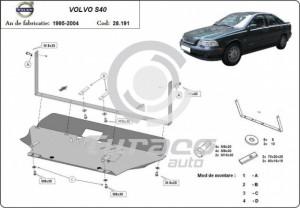 Scut motor metalic Volvo S40