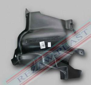 Scut plastic motor dreapta Peugeot 206+ diesel