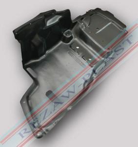 Scut plastic motor stanga Toyota Avensis benzina 1.6, 1.8, 2.0