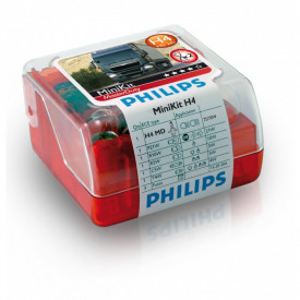 Set becuri H4 P43t 24V PHILIPS-TEHER