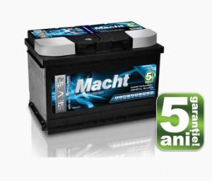 Baterie auto MACHT SILVER POWER 12V 75 Ah