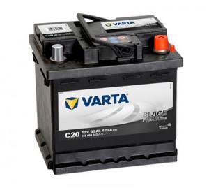 Baterie auto VARTA PROMOTIVE BLACK 55 Ah
