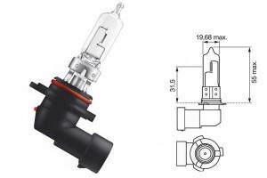 Bec HB3 12V 60W P20d
