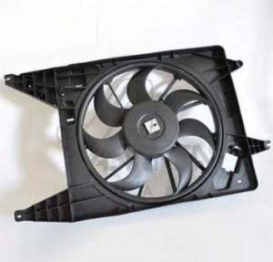 GMV (electroventilator) racire Dacia Logan cu AC