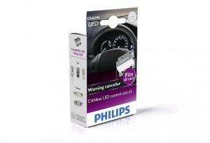 LED CANBUS CONTROL 12V 5W PHILIPS (SET 2 BUC)