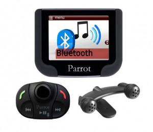 Parrot MKi9200: carkit handsfree cu Bluetooth cu telecomanda