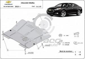 Scut motor metalic Chevrolet Malibu