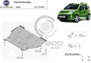 Scut motor metalic Fiat Fiorino