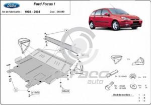 Scut motor metalic Ford Focus I